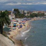 Гольф-Жуан во Франции – курорт и порт на Лазурном берегу